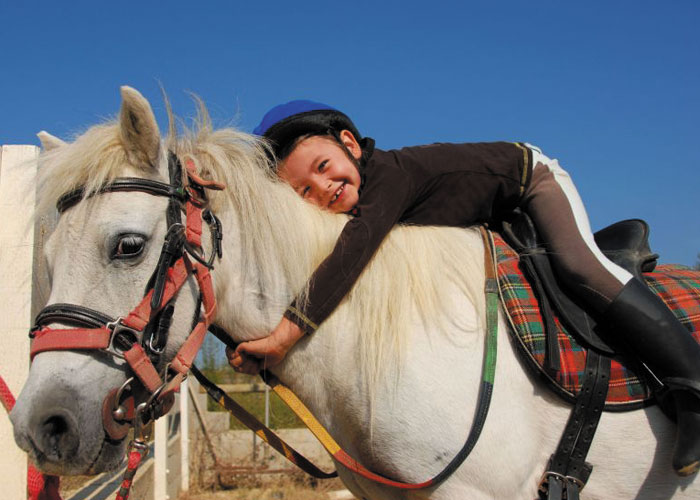 Horse Pony Riding for Kids
