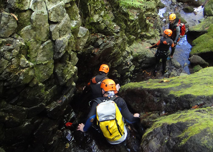 canyoning north madeira1